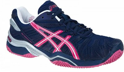 Dámská tenisová obuv Asics Gel Resolution 4 Clay (W)