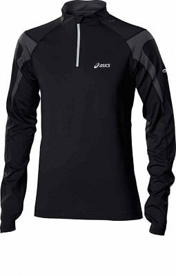 Trička Asics L2 M'S LS 1/2 Zip Winter Top