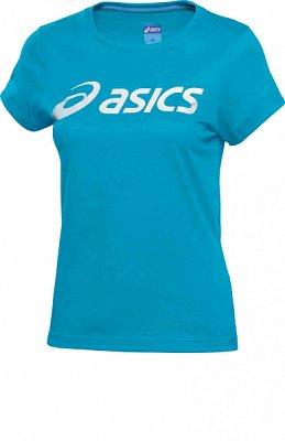 Trička Asics W SS Logo Tee