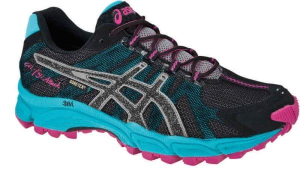 Dámské běžecké boty Asics Gel Fuji Attack GTX  W