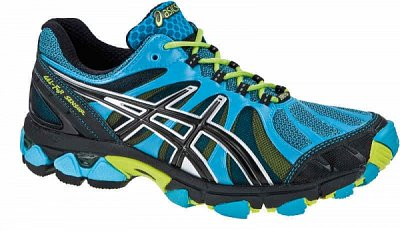 Dámské běžecké boty Asics Gel Fujisensor GTX