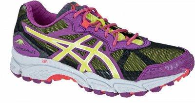 Dámské běžecké boty Asics Gel Fuji Attack 2
