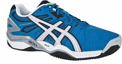 Asics Gel Resolution 5 Clay - pánské tenisové boty  aaa05b2f43d