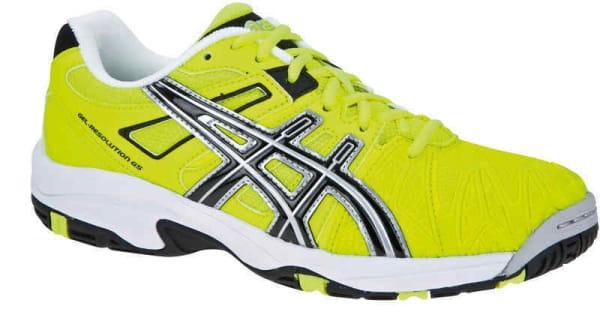Dětská tenisová obuv Asics Gel Resolution OC GS