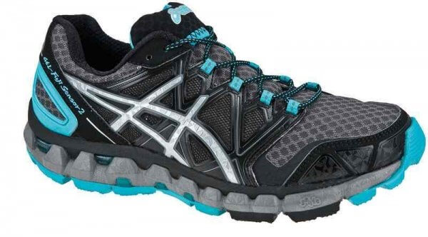Dámské běžecké boty Asics Gel Fujisensor 2 GTX