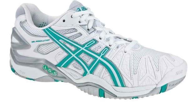 Dámská tenisová obuv Asics Gel Resolution 5