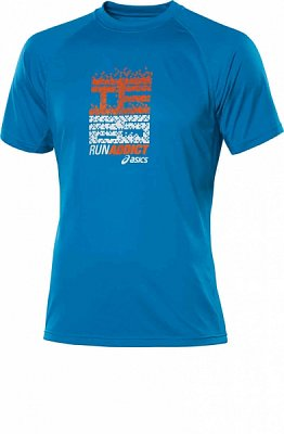 Trička Asics Hermes Graphic Top