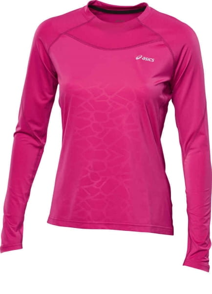 Trička Asics LS Graphic Top