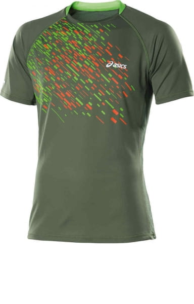 Trička Asics Fuji Graphic Top