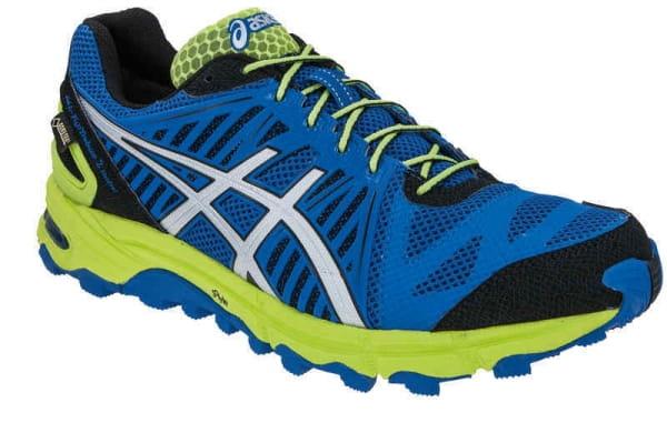Dětské běžecké boty Asics Gel Fujitrabuco GS