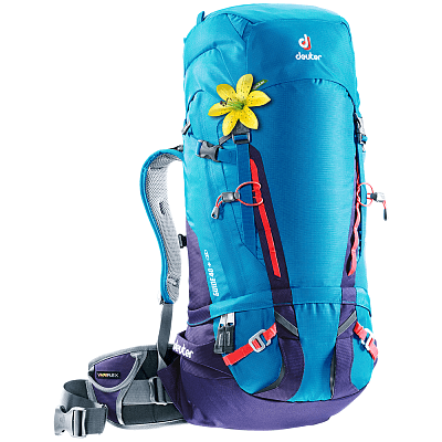 Tašky a batohy Deuter Guide 40+ SL (3361217) turquoise-blueberry