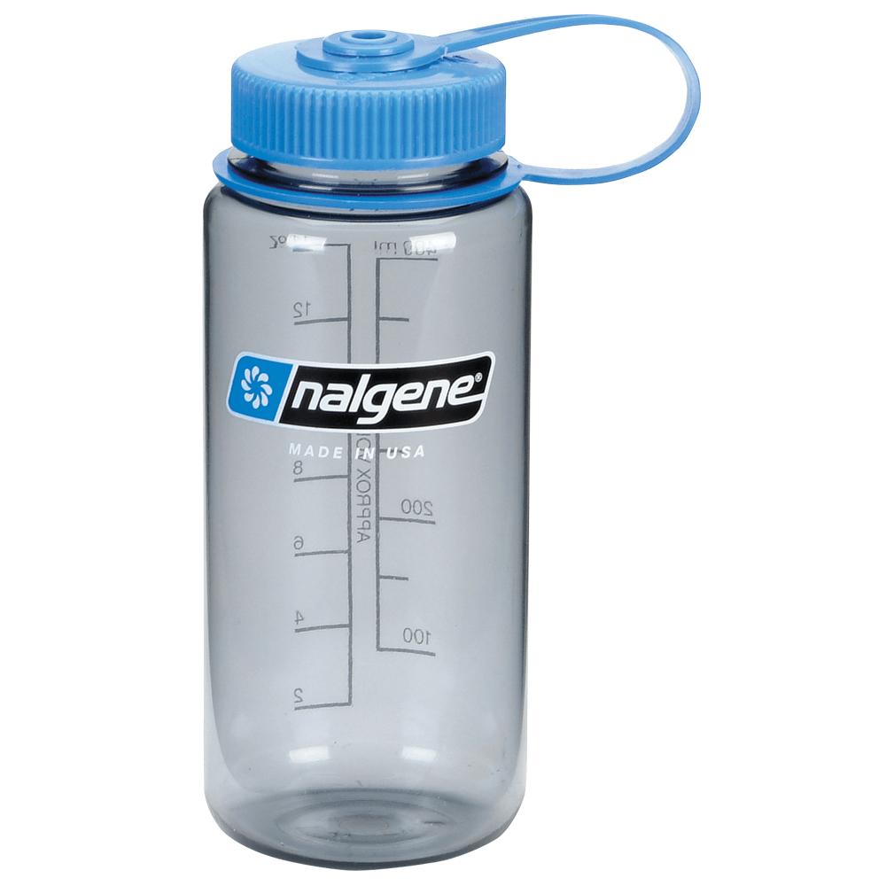 Fľaše Nalgene Wide Mouth 500 ml Gray 2178-9016
