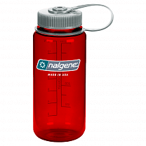 Nalgene Wide Mouth 500 ml Outdoor red