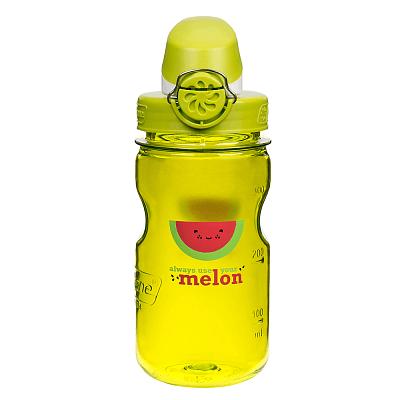 Športové fľaše Nalgene Clear Kids OTF Green Melon1263-0007