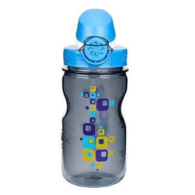 Fľaše Nalgene Clear Kids OTF Gray Squares1263-0005