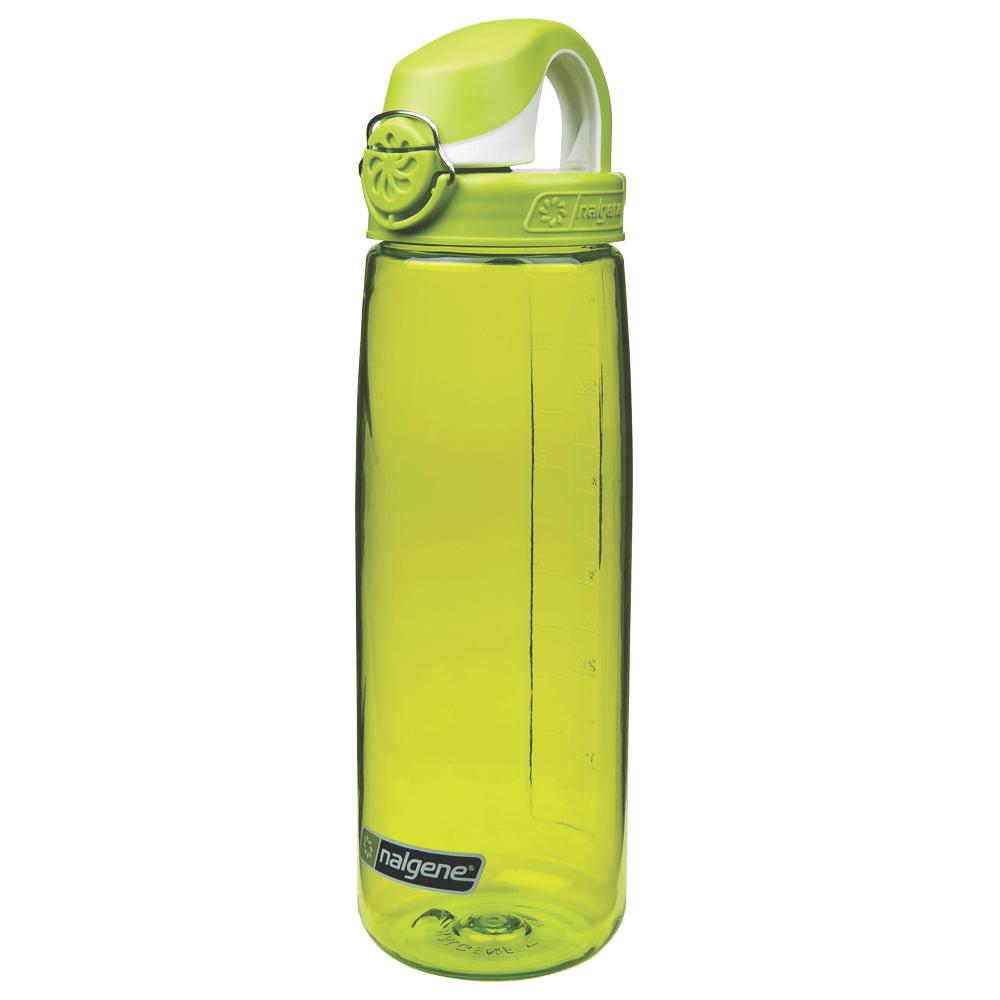 Fľaše Nalgene OTF Iguana Green, White Cap 5565-6024