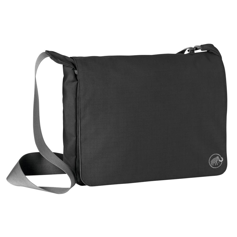 6ae155352 Mammut Shoulder Bag Square 8l black 0001 | Sanasport.sk