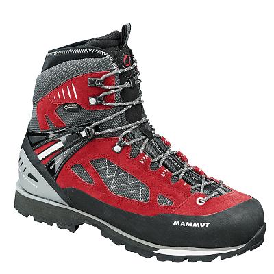 Mammut Ridge Combi High GTX Men Lava-white - pánské outdoorové boty ... c3efe7a765