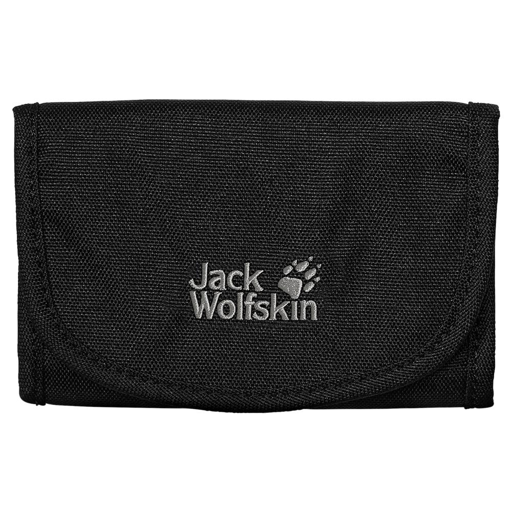 Tašky a batohy Jack Wolfskin Mobile Bank black 6000