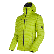 Mammut Broad Peak IN Hooded Jacket Men sprout