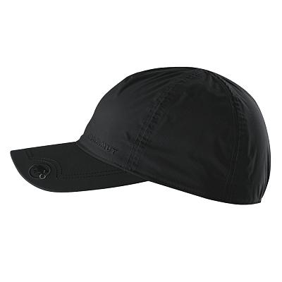 f6a45125c Mammut Baseball Cap Genesis DRYtech graphite 0121 | Sanasport.sk