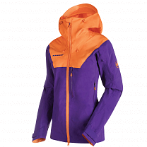 Mammut Nordwand Pro HS Hooded Jacket Women dawn-sunrise