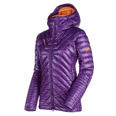 Bundy Mammut Eigerjoch Advanced IN Hooded Jacket Women dawn