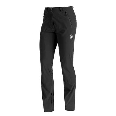 Kalhoty Mammut Runje Pants Women (1020-06823) black 0001
