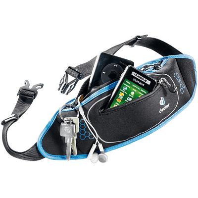 Tašky a batohy Deuter Neo Belt II Černá/modrá