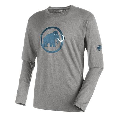 Trička Mammut Logo Longsleeve Men
