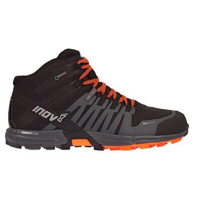 Běžecká obuv Inov-8 ROCLITE 320 GTX (M) black/grey/orange Default