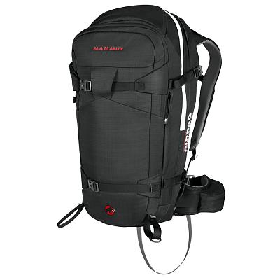 Tašky a batohy Mammut Pro Removable Airbag 3.0 ready black 0001