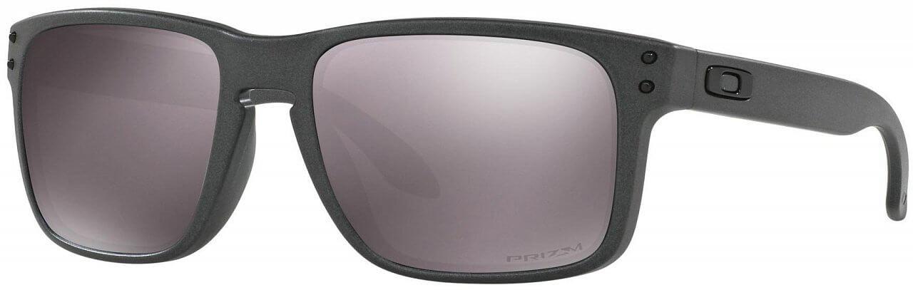 Okulary słoneczne Oakley Holbrook PRIZM Daily Polarized Steel Collection