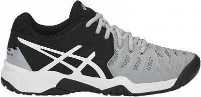 Asics Gel Resolution 7 GS - dětské tenisové boty  ffb6bed26b
