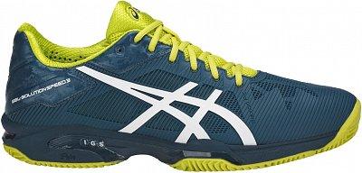 Asics Gel Solution Speed 3 Clay - pánské tenisové boty  61ae16d43b