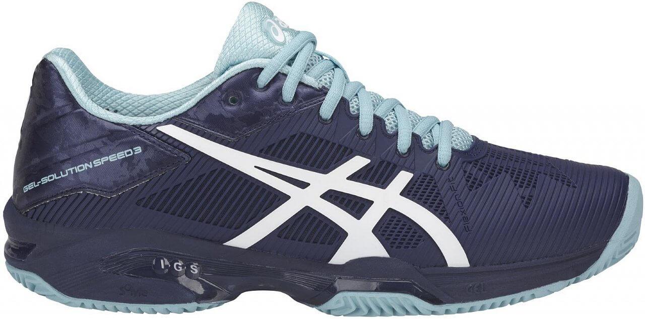 a5e292cad5d Asics Gel Solution Speed 3 Clay - dámské tenisové boty