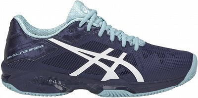 Dámská tenisová obuv Asics Gel Solution Speed 3 Clay