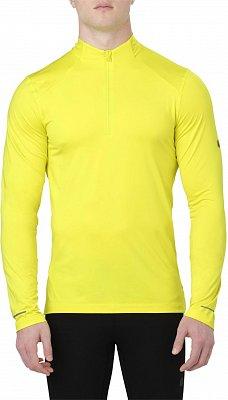Pánské běžecké tričko Asics LS 1/2 Zip Jersey