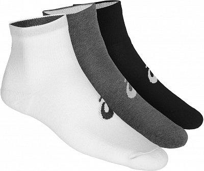 Sportovní ponožky Asics 3PPK Quarter