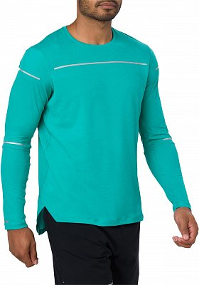 Pánské běžecké tričko Asics Lite-Show LS Top 27bb6ee83f