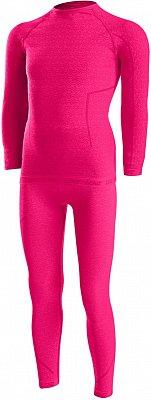 Dětský set Lenz 150 Underwear Set Kids 1.0 Pink