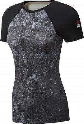 Dámske športové tričko Reebok CrossFit Paddle Tee