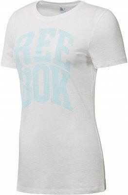 Dámské sportovní tričko Reebok Mesh Crew