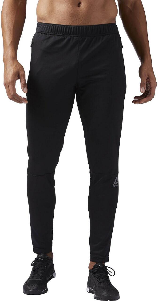3811d0972e2ef Reebok Speedwick Knit Trackster - pánské kalhoty