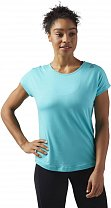 Reebok Workout Ready Mesh Tee