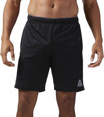 Pánské sportovní kraťasy Reebok Workout Ready Knit Short 855215bd24