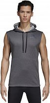 adidas Workout Sleeveless Essentials Hood