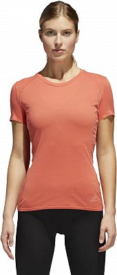 Dámske bežecké tričko adidas Fran Supernova Short Sleeve Tee Women