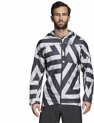 Pánska športová bunda adidas Agravic Wind Jacket