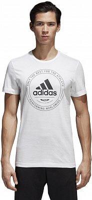Pánske športové tričko adidas adi Emblem